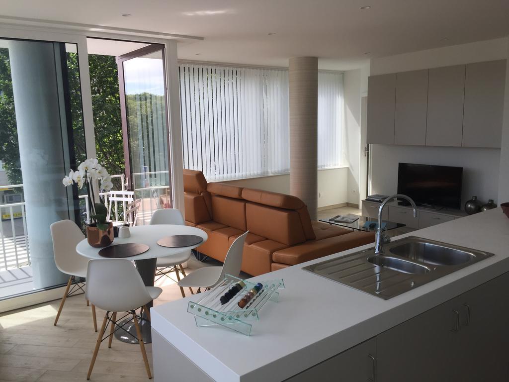 Oostende - Apt 1 Slpkmr/Chambre - Holidaysuite Mathilda
